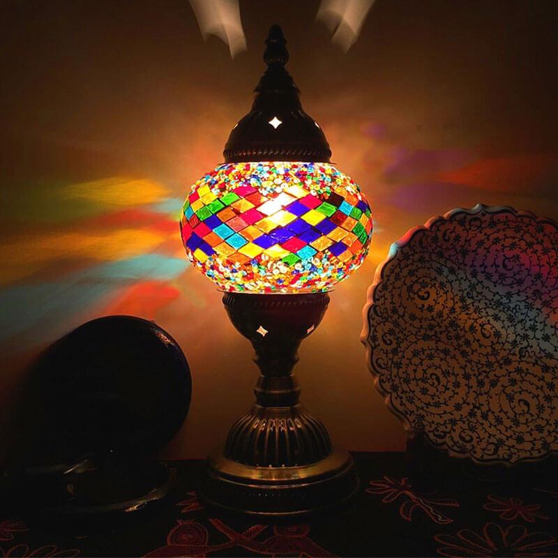 lampe turque wady luminaire muslim mine