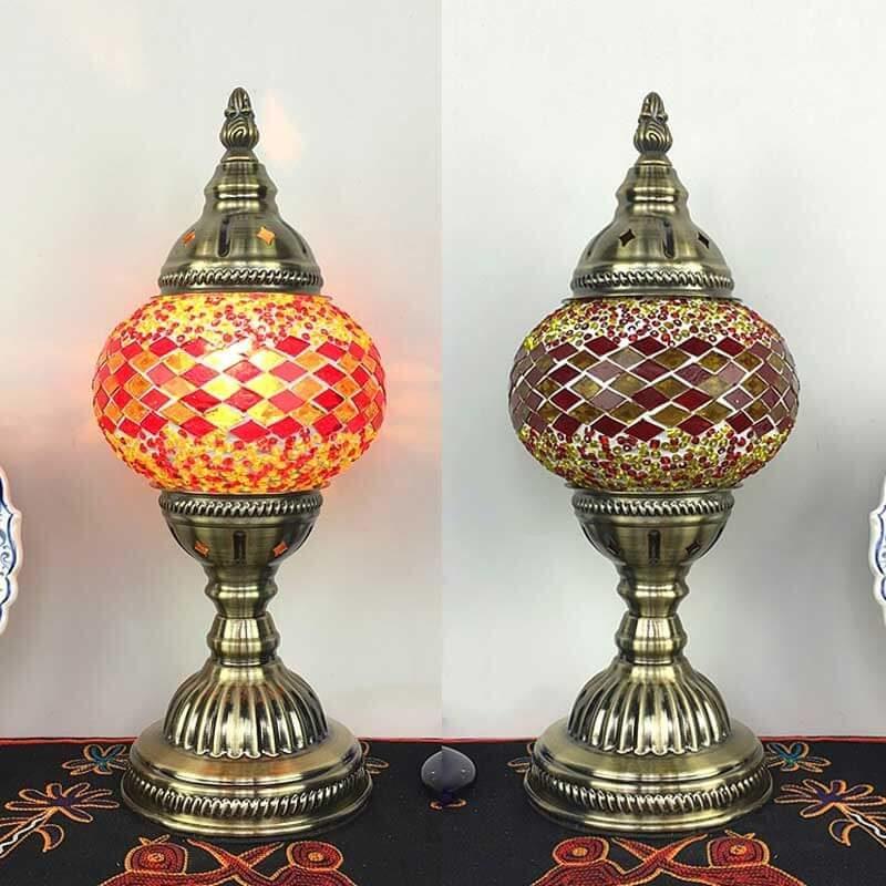 lampe marocaine jour muslim mine