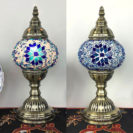 lampe turque yildiz jour muslim mine