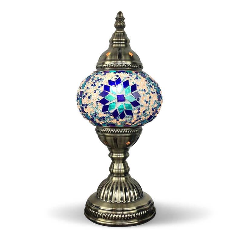 lampe turque yildiz muslim mine