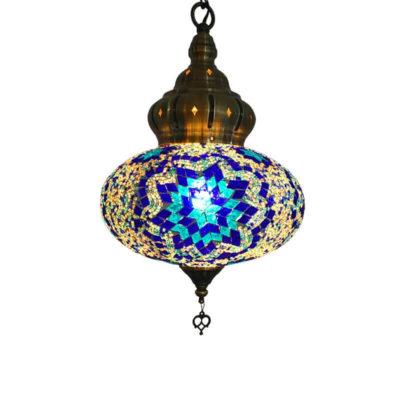 suspension lustre oriental medi